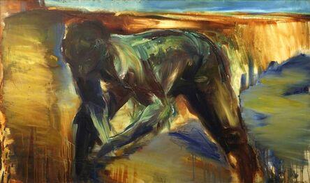 June Redfern, 'The Field', 1987