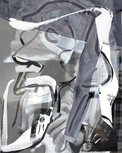 Ryan Sluggett, 'Black and White Daddy (Cufflinks)', 2014