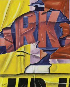 Burhan Dogançay, 'Bark', 1972