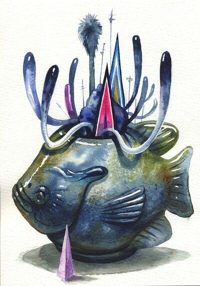 Jeff Soto, 'Bluefish', 2015