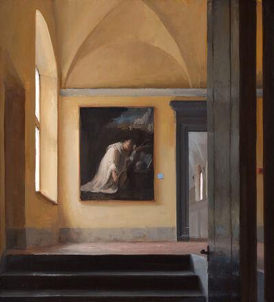 Kenny Harris, 'Gazing Upward, Monte Oliveto (Italy series)', 2015