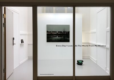 Jeremy Deller, 'Every Day I Look At The World From My Window', 1993