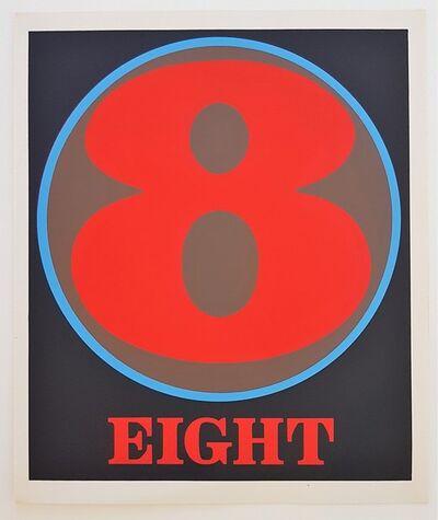 "Robert Indiana, 'Numbers Suite: ""Eight""', 1968"