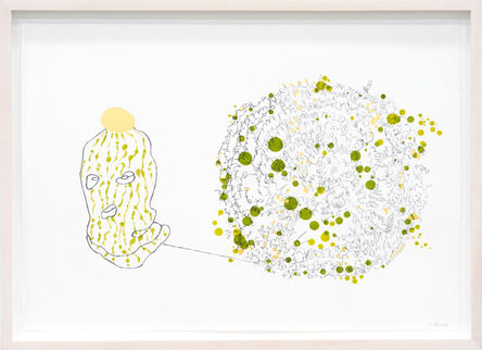 Maureen Selwood, 'Squeezing the Universe Into a Ball', 2014