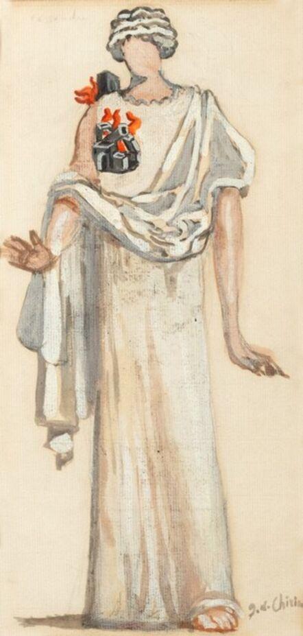 Giorgio de Chirico, 'Cassandra', 1937