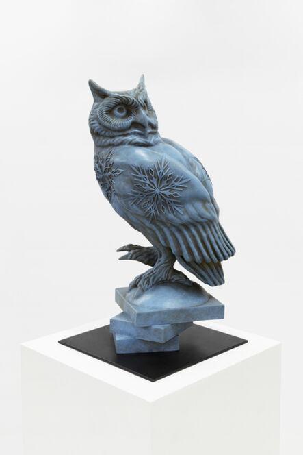 Sandy Skoglund, 'Bronze Owl #2', 2017