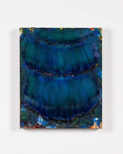 Andrew Dadson, 'Wave Blue Green III', 2019