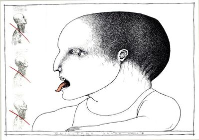 Guillermo Ganga, 'Portrait IV', 1998