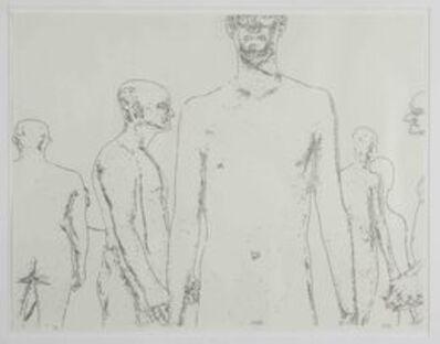 Richard Dupont, 'Them (Study)', 2006