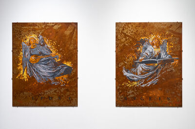 Komar & Melamid, 'Urban Angels ', 1993