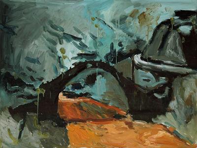 Zhao Gang 赵刚, 'Mao Wen Tu Chu, San Yuen Bridge - The Place Where The Red Army And Shixuang Army Fought', 2006