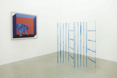 Judith Hopf, 'A sudden walk, installation view, kaufmann repetto, Milan', 2012
