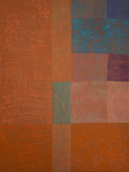 Monique Frydman, 'Des saisons avec Bonnard 9', 2009