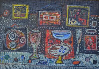 ANTUN MASLE, 'Still Life    ', 1962