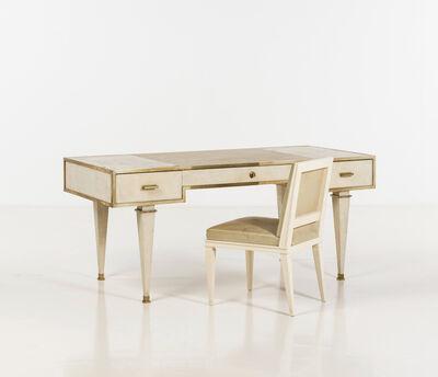 Marc du Plantier, 'Desk and its Chair', ca. 1936
