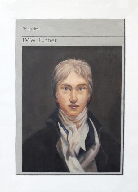 Hugh Mendes, 'Obituary: JMW Turner', 2018