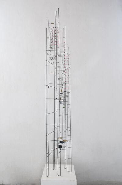 Peter Vogel, 'lichtkaskaden', 1989
