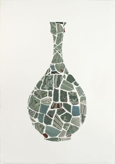 Jean Shin, 'Celedon Threads', 2008