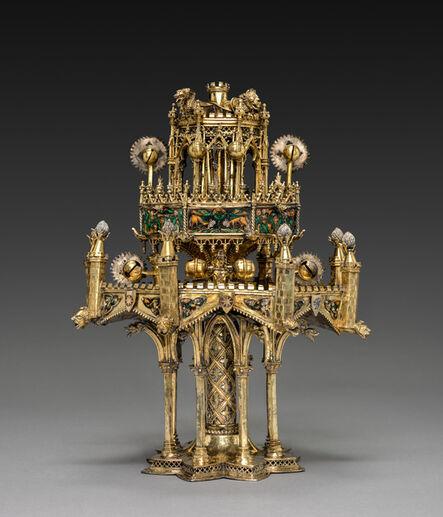 France, Paris, 14th century, 'Table Fountain', c. 1320-1340