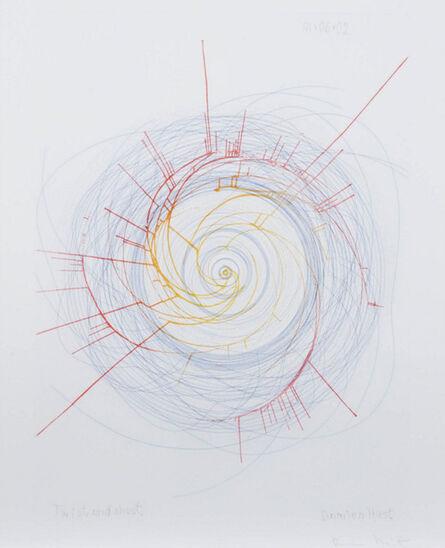Damien Hirst, 'Damien Hirst, Twist and Shout', 2002