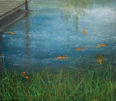 Katherine Bowling, 'Koi Pond', 2016