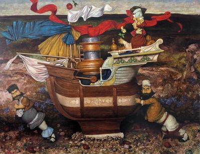 "Daron Mouradian, '""Sailors"" /""Denizciler""', 2014"