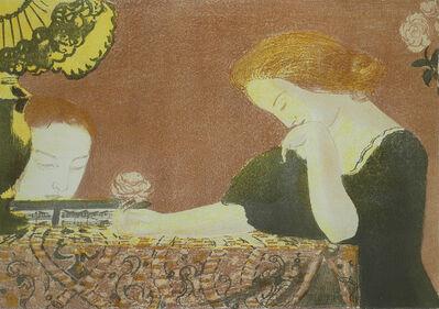 Maurice Denis, 'Nos Ames, en des Gestes Lentes (Our Souls, in Slow Movements)', 1898