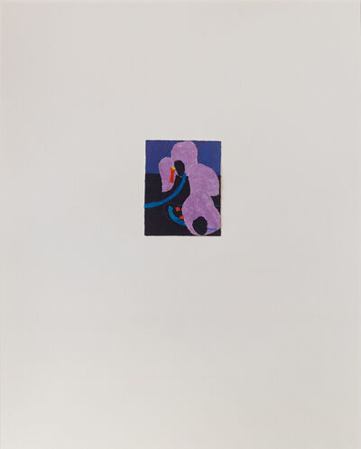 James Moore, 'Untitled III (Purple)', ca. 1978