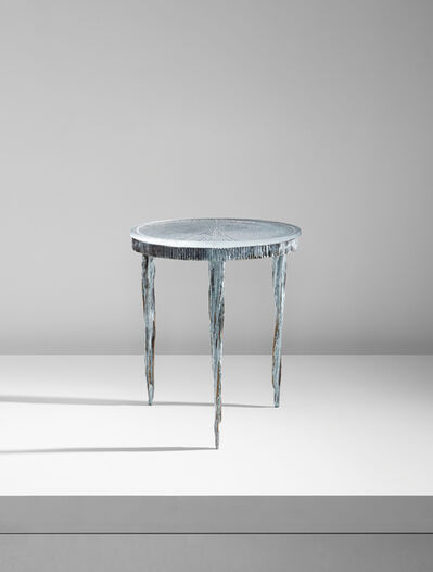 Michele Oka Doner, 'Radiant Disc table, from the Reef series', ca. 2005