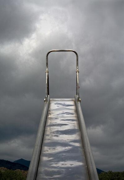 Brenda Biondo, 'Slide and Clouds', 2006