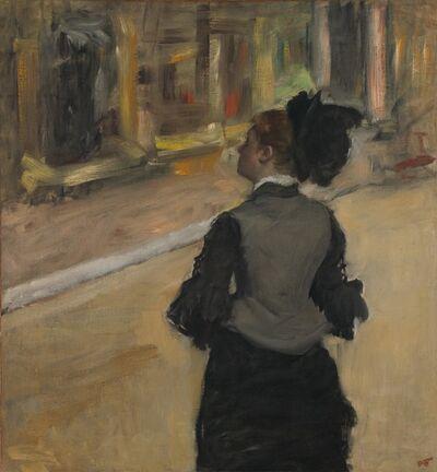 Edgar Degas, 'Woman Viewed from Behind'