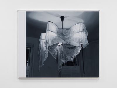 James White, 'Ghost 1', 2020