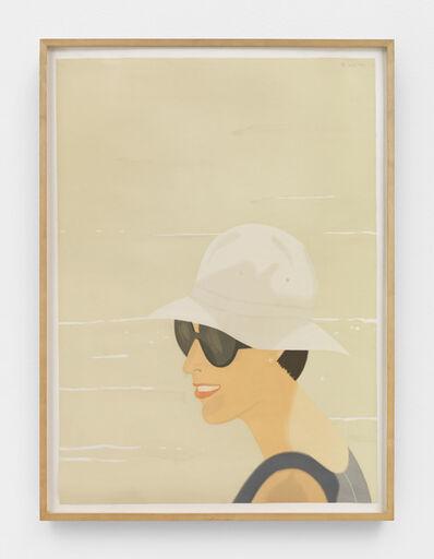 Alex Katz, 'Margit Smiles', 1994