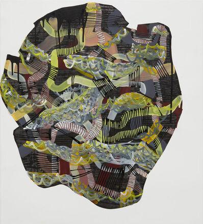 Alyse Rosner, 'Premonition (yellow)', 2010