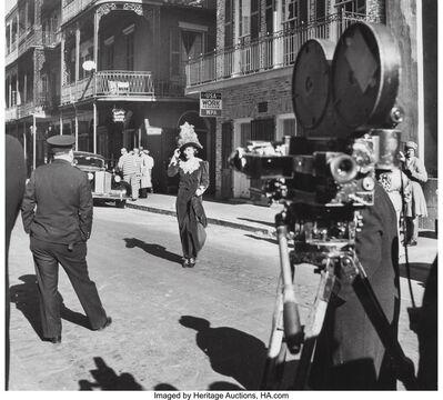 John Gutmann, 'Movie Scene, New Orleans', circa 1930-40s
