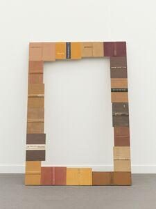 Valeska Soares, 'Threshold (Brown)', 2014