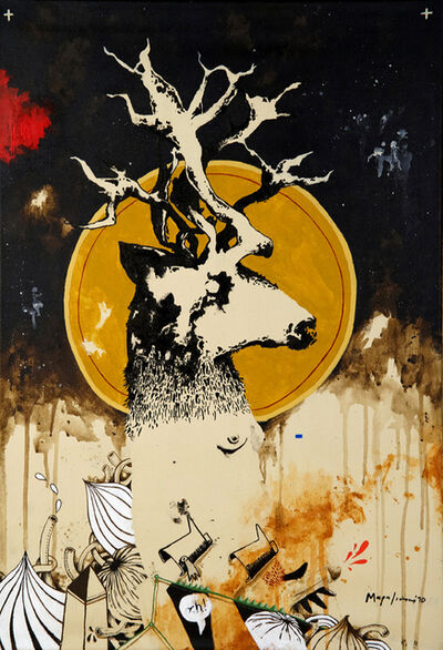 George Maraziotis, 'Angel', 2010