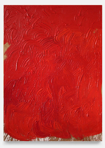 Hermann Nitsch, 'HF_05_20', 2020