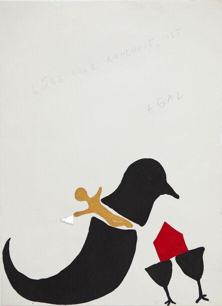Vlado Martek, 'Die Familie oder Freiheit – falsches Dilemma (The Family or Freedom - False Dilemma)', 1993