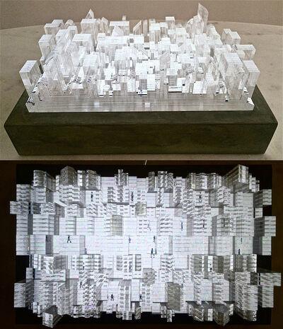 """Alexandre Mazza, '""""Sei que nunca mais vou te ver"""" (... correr, tentar seguir seus passos, ver o impossível acontecer)', 2015"""