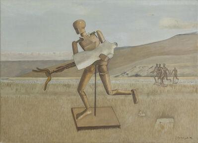 Hagop Hagopian, 'Escape', 1991