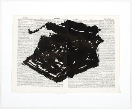 William Kentridge, 'Universal Archive (Ref. 60)', 2012