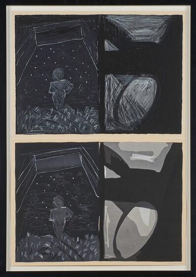 Jennifer Losch Bartlett, 'In the Garden #190', 1982