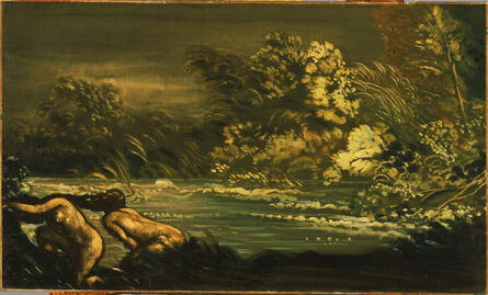 Arthur Bowen Davies, 'The Flood', ca. 1903