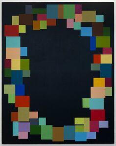 Jon Thompson, 'Donne's Crosse: Meridians Crossing Parallels', 2013