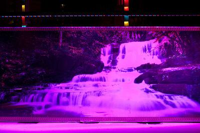 Lim Sokchanlina, 'Urban Street Night Club(Waterfall)', 2013