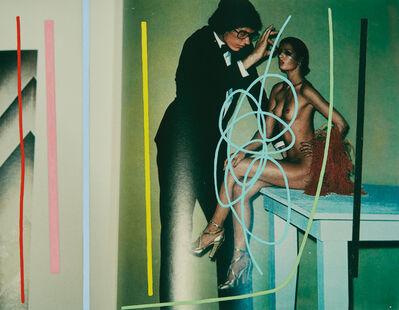 Richard Pettibone, 'Helmut Newton, 'Giant and Nude', Paris, 1974', 1979