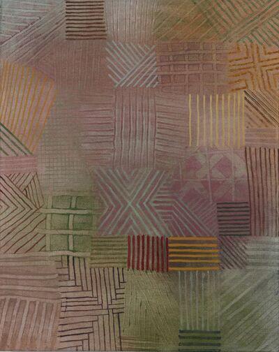 David Shapiro (1944-2014), 'Light in the forest 5', 1984