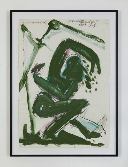Helmut Middendorf, 'Maniac', 1981