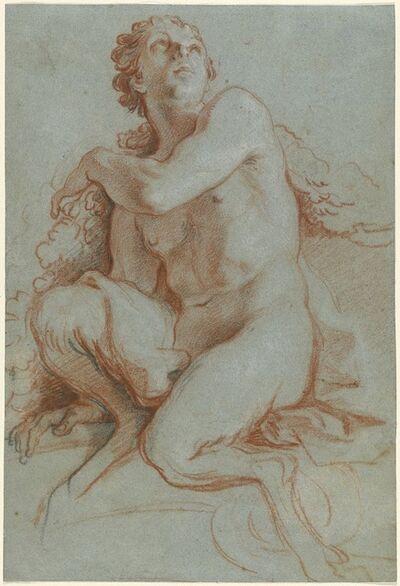 Antoine Coypel, 'Seated Faun', 1700/1705